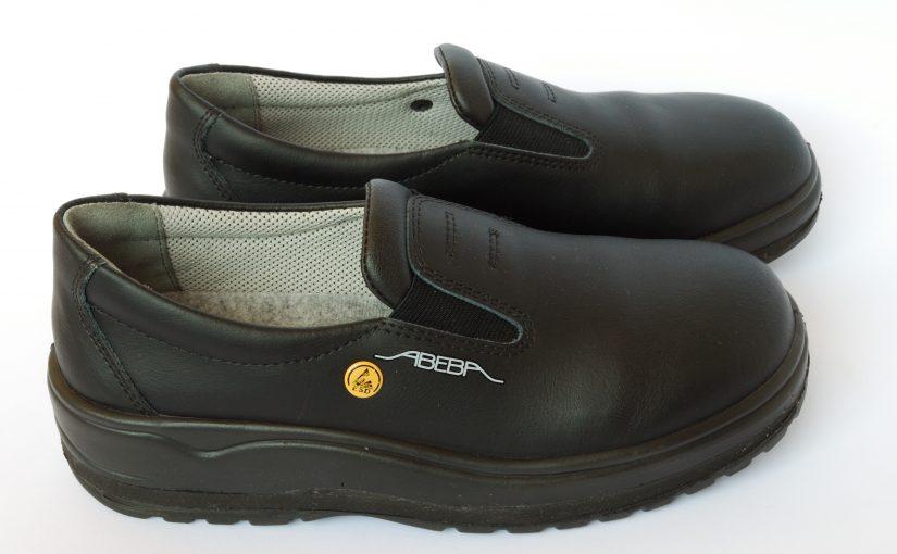 Figyeljünk a munkavédelmi cipő nívós jellegére!
