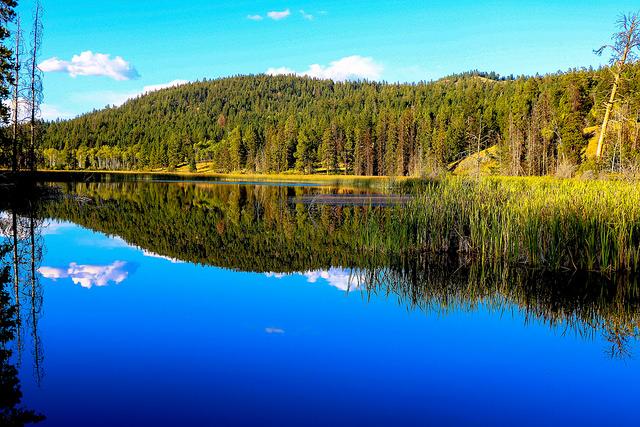 Ezért érdemes kirándulni a Lak-völgyi tónál!