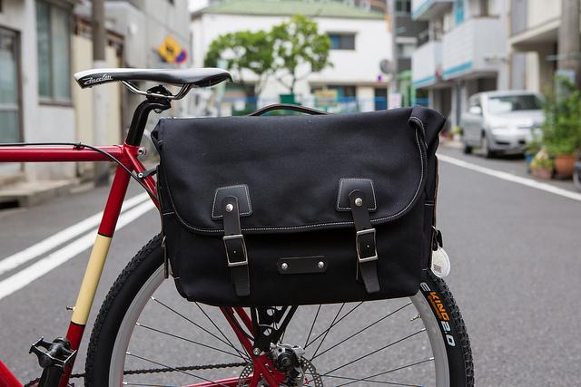 A kerékpáros táska több formában beszerezhető