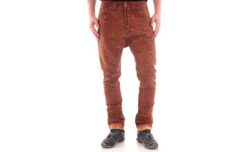 Szép és kényelmes férfi nadrág