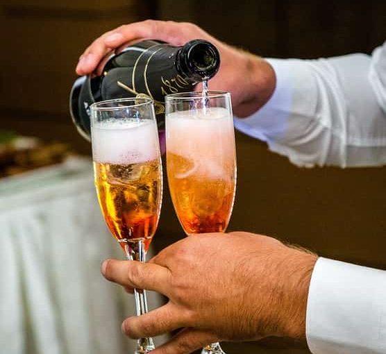 Budafoki pezsgő a szilveszteri mulatságra