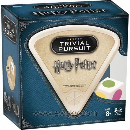 A Harry Potter Trivial Pursuit magyar nyelven is kapható